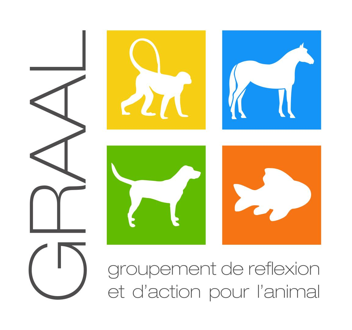 Logo de la défense animale Graal